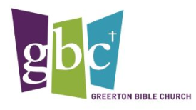 Greerton Bible Church
