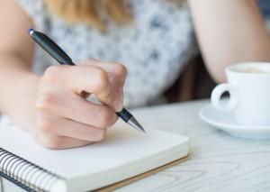 Budgeting Goals - Write them Down