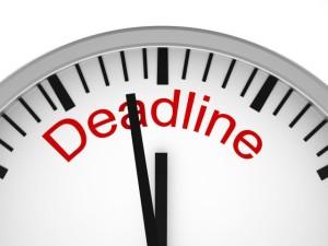 Loan Deadline - Tauranga Budget Advisory Service