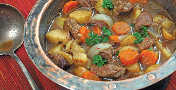 Recipe: Irish Stew