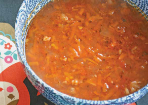 Recipe for Lamb And Vegetable Soup